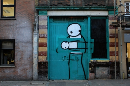 Stik-Street-Art-London-Pitfield-Street-Thief-111